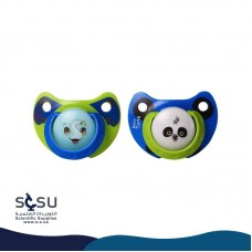 2-Piece Pacifier Set Baby Zone