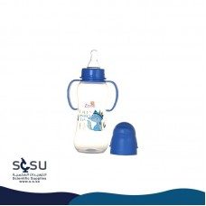 Feeding Bottle 240 ml with two movable hands Baby Zone