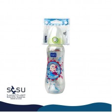 Feeding bottle 250 ml Japlo plastic carton